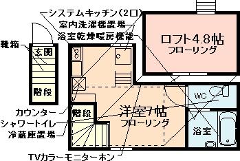 パークコート羽田205e-madori