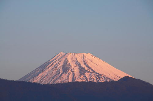 11,27-6.45-今朝の富士山.jpg