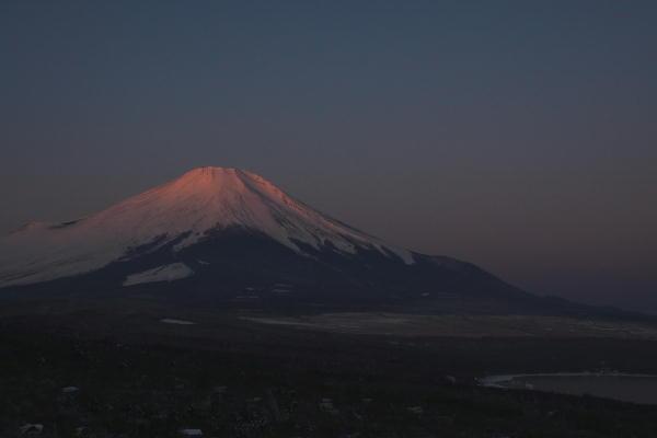 山中湖の赤富士  1.jpg