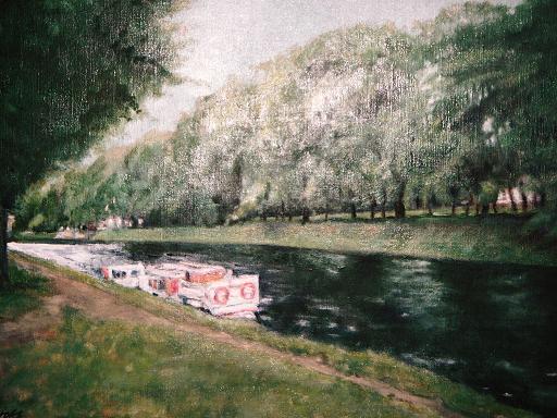 ちゃこ 5 運河