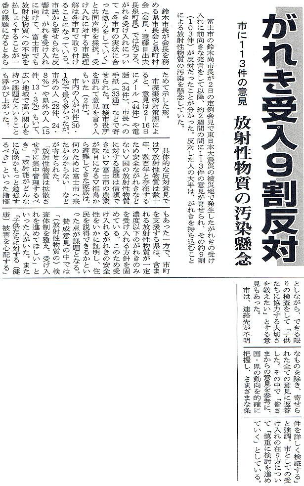 富士市瓦礫11月27日