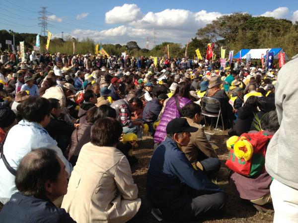 ひまわり集会20111126