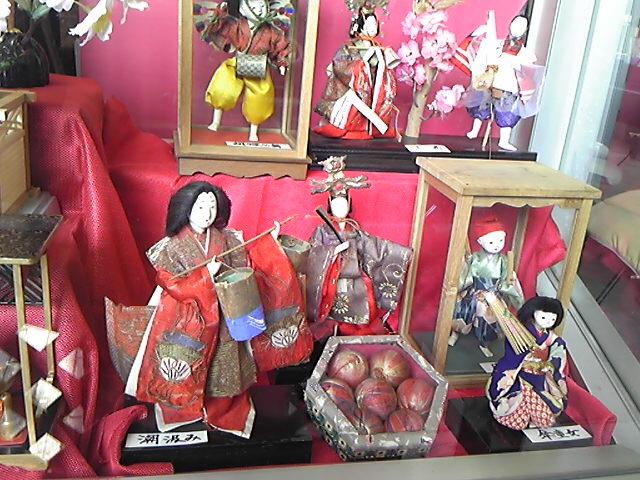 明治時代の人形