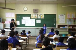 授業参観 120421