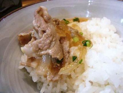 11-11-16 豚とご飯