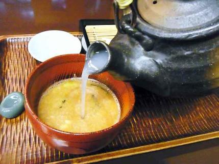 11-11-17 蕎麦湯