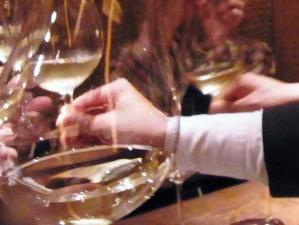 11-11-17夜 ワイン乾杯