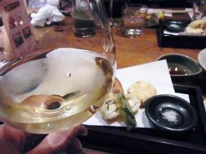 11-11-17夜 ワイン