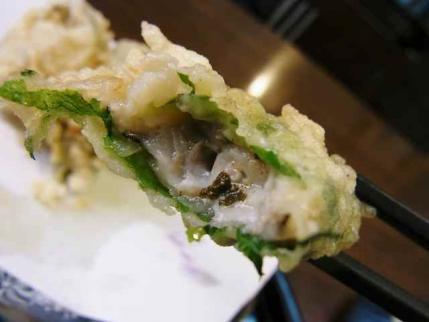 11-12-15 牡蠣しそたべ