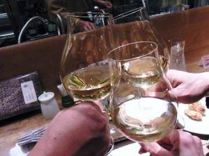 11-12-202 ワイン乾杯