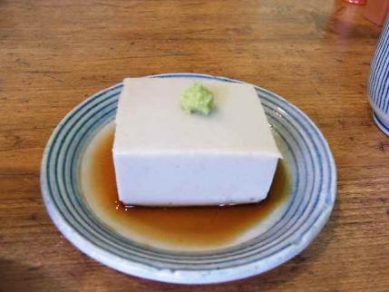 12-1-12 蕎麦豆腐