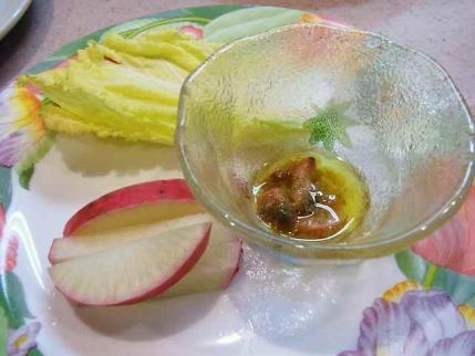 12-2-10 白菜大根塩辛オイル
