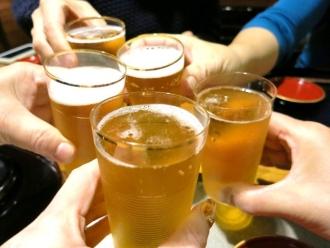 14-11-27 乾杯ビア