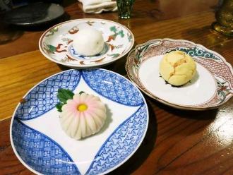 14-11-27 甘味三種