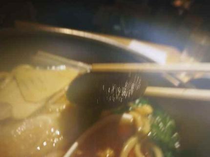 14-11-28 なべ椎茸