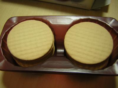 うすやきクッキー