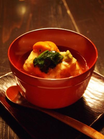 ゴマ豆腐(土屋)