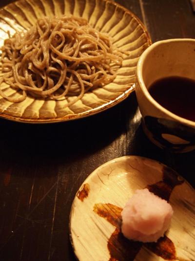 蕎麦(土屋)