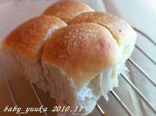 20101126_ちぎりパン