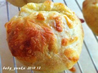 20101224_バジち~フォカッチャ