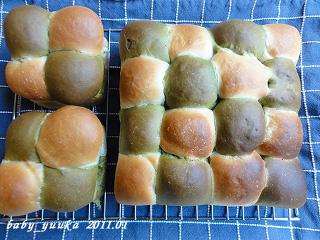 20110128_ちぎりパン