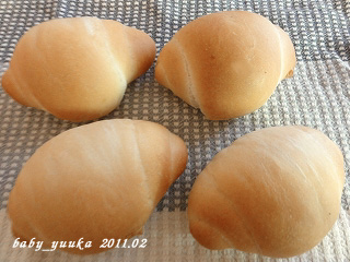 20110217_ロールパン