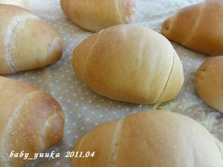 20110413_ロールパン