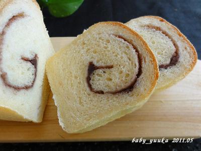 20110510_お豆腐パン