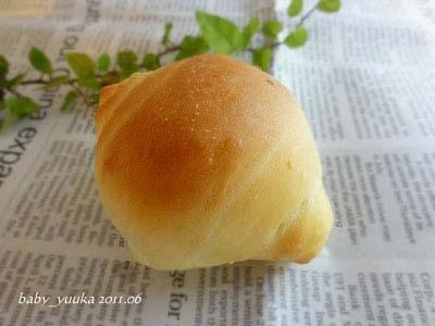 20110623_ロールパン