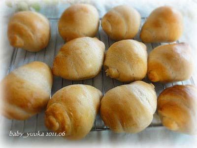 20110701_黒糖ロール