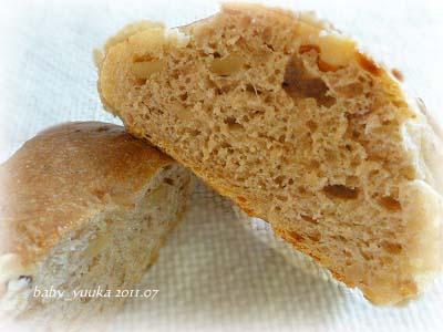 20110725_くるみパン