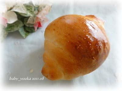 20110825_ロールパン