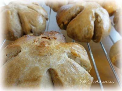 2011901_黒蜜パン