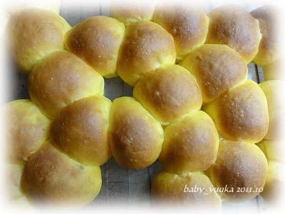 20111021_かぼちゃパン