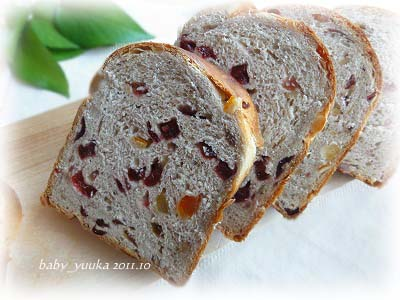 20111028_果実のパン