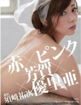 「赤×ピンク」芳賀優里亜写真集