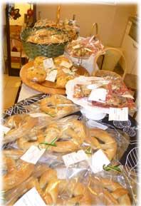 パン&洋菓子