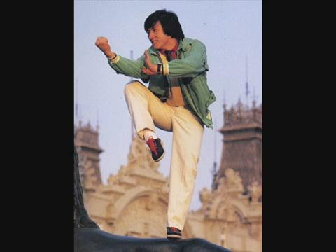 Jackie chan the legend - YouTube