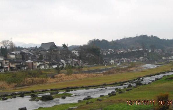 坂の町・門前町