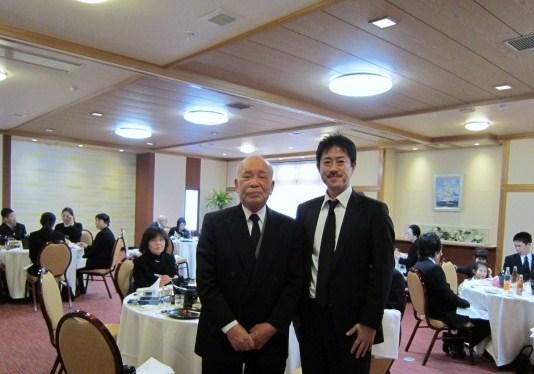 笹谷さんと我