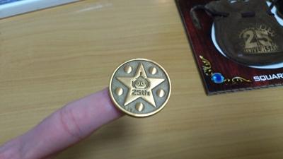 おぉ~小さなメダル