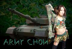 完成ARMY CHOMちゃん