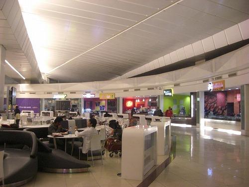 デリー空港 (3)