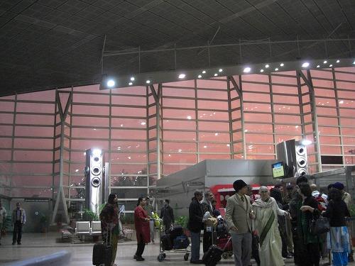 デリー空港 (8)