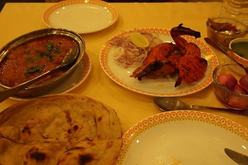 インドのご飯nirosジャイプール (7)