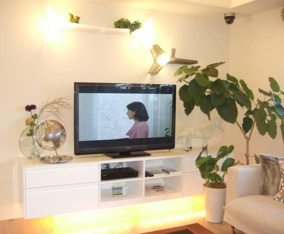 テレビボード鶴ヶ島