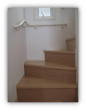 階段4第一コーナー
