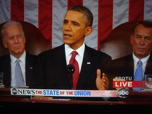 オバマ氏一般教書演説