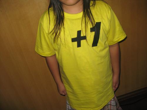2011年 24時間TV Tシャツ 前面