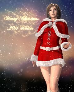 クリスマスのコピー